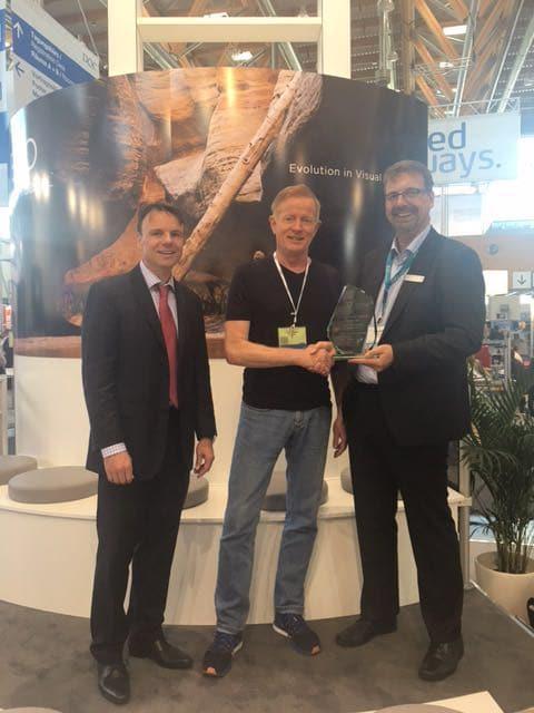 Europameister bei ICL: Dr. Jørn S. Jørgensen, medizinischer Leiter von EuroEyes, hat europaweit die meisten ICL-Linsen implantiert.