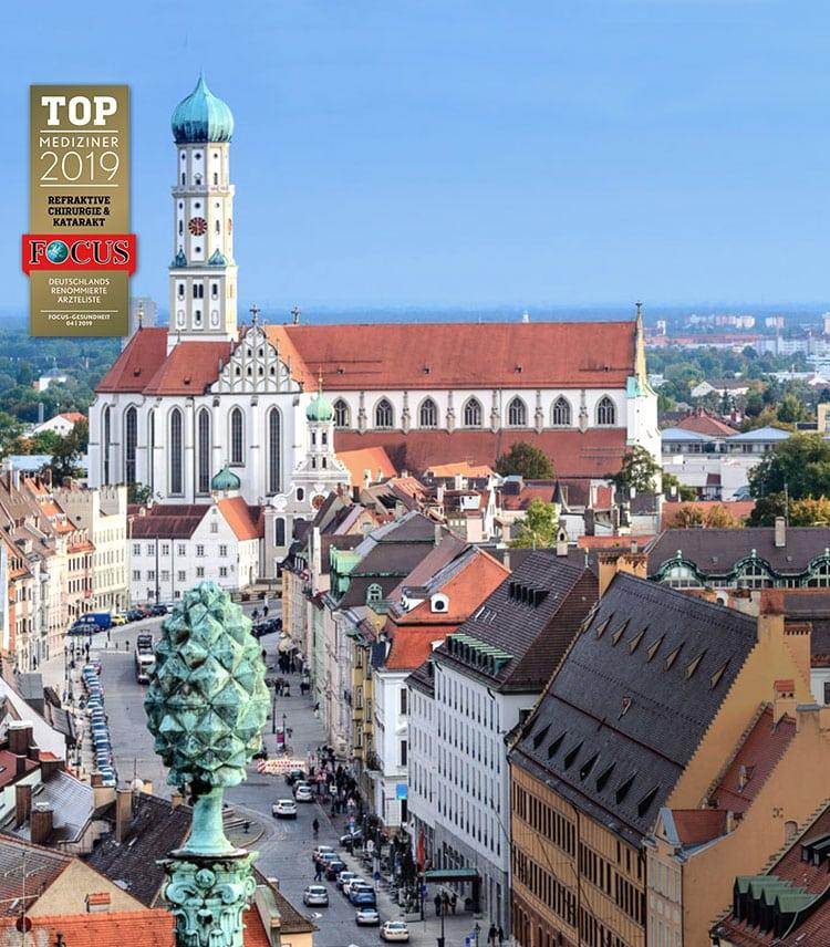EuroEyes Augsburg
