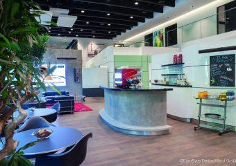 EuroEyes Hamburg Cafe
