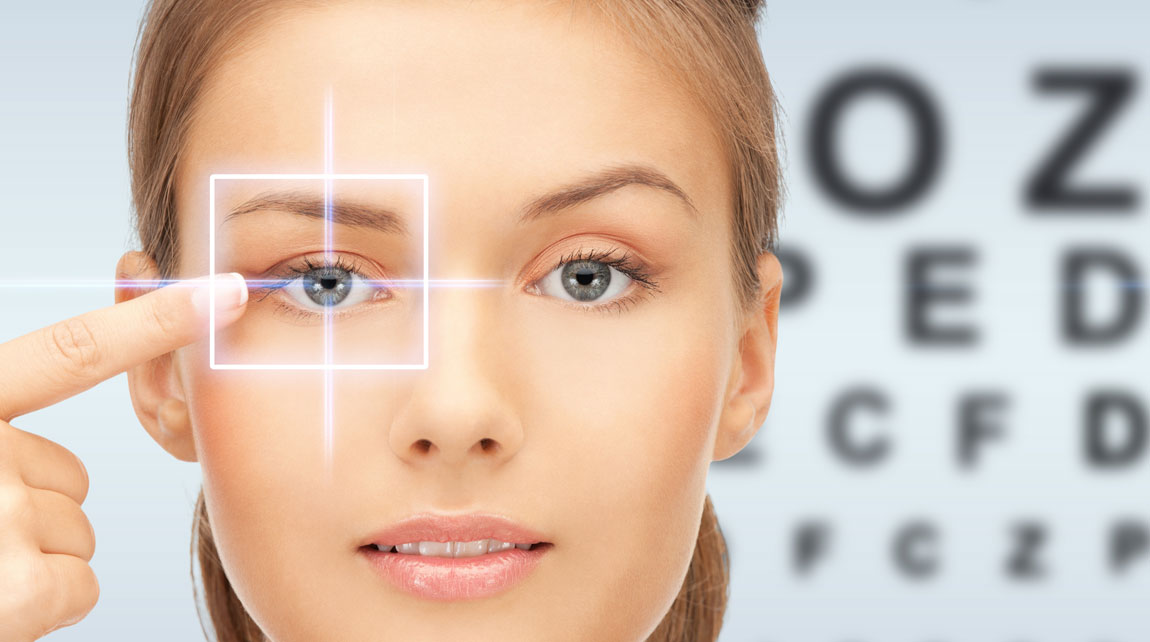 Informationen zum Augenlasern bei EuroEyes