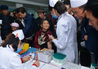 EuroEyes China Gannan Patienten