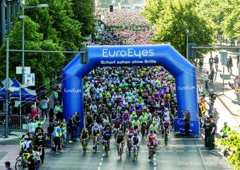 EuroEyes Cyclassics Start