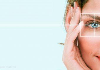 Augenlasern Frau