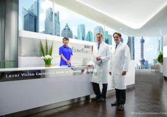 Empfang Shanghai mit Dr. Jørgensen & Dr. Fleischer