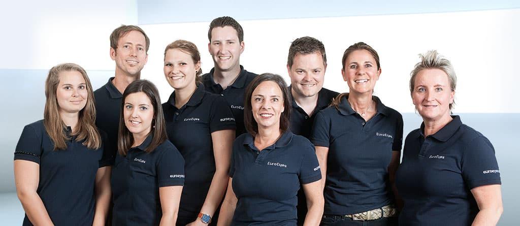 EuroEyes Team Hamburg