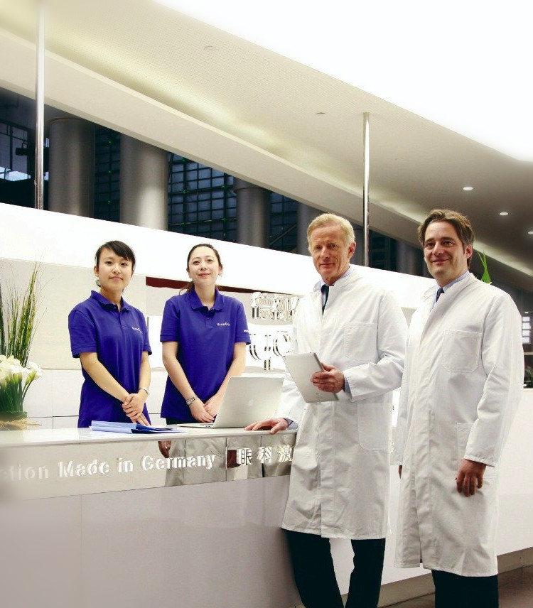 EuroEyes Klinik China