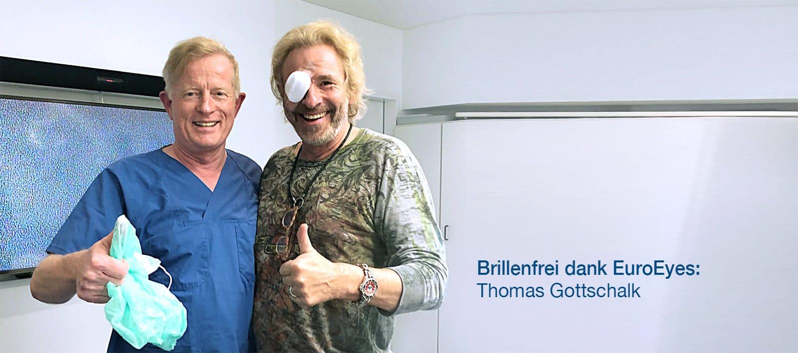 Multifokallinsen Thomas Gottschalk Alterssichtigkeit
