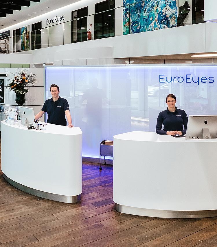 EuroEyes standorte