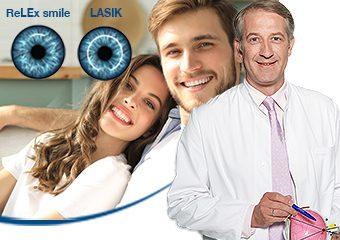 ReLEx smile vs. LASIK mit Dr. Lerche