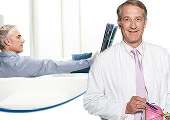 Trifokallinse mit Dr. Lerche