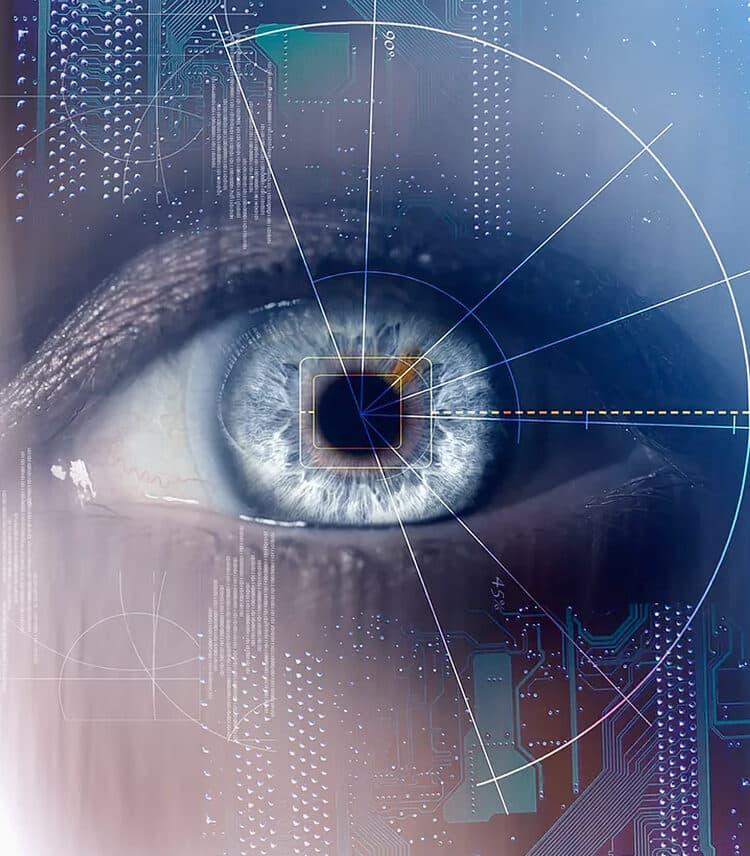 Augenlaser Technologie