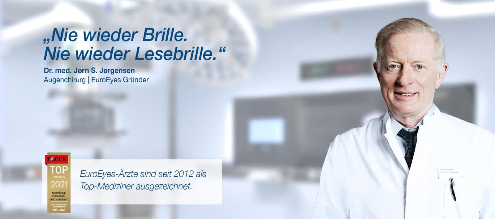 Augenchirurg Dr. med. Jørn Slot Jørgensen