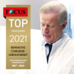 Focus Siegel Top Mediziner 2021