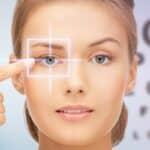 Kontaktlinse vs. Laser